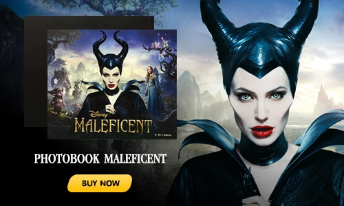 Photobook Maleficent