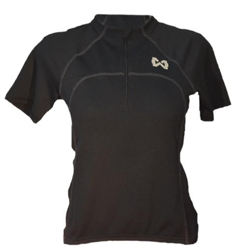 Women''s Sportswear Style 1 เสื้อปั่นจักรยานผู้หญิง แบบที่ 1 สีดำ