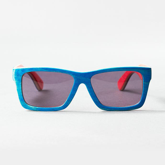 POPCORN BLUE / RED (N)