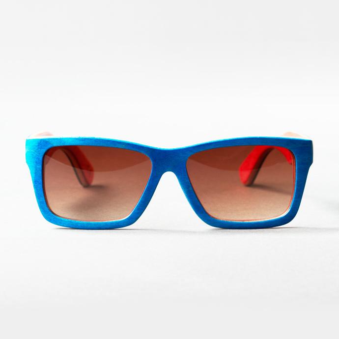 POPCORN BLUE / RED (S)
