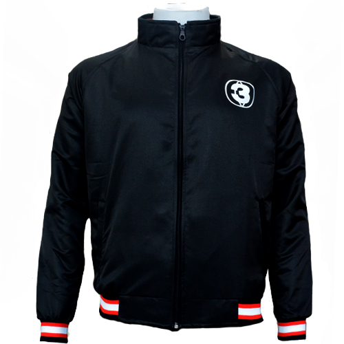 Jacket Channel3 (Black) เสื้อแจ็คเก็ตสีดำ