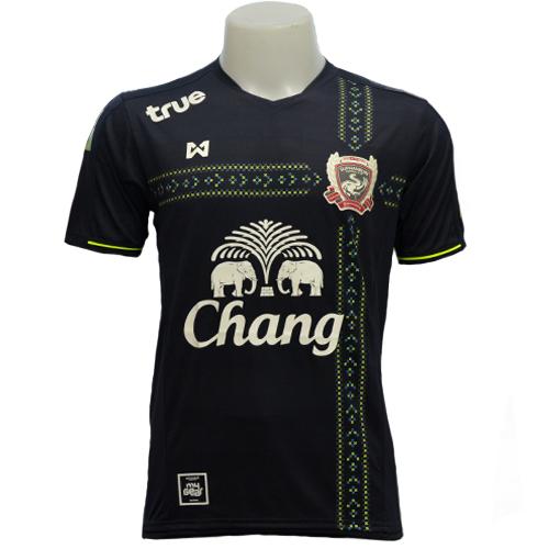 T-Shirt Suphanburi FC Home Team (Navy) เสื้อแข่งสุพรรณบุรี เอฟซี ทีมเหย้า (สีกรม)