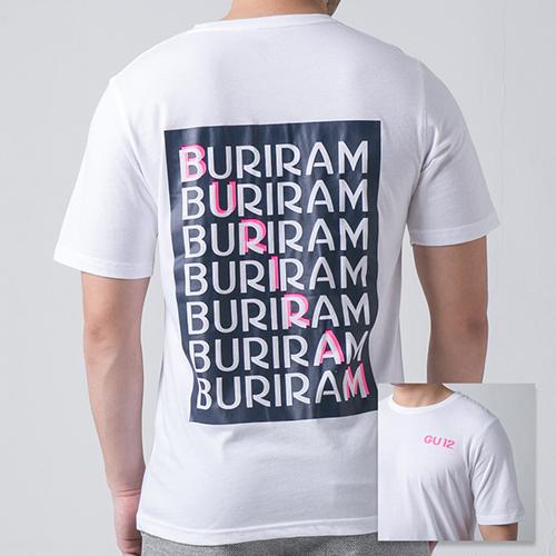 เสื้อ T-shirt GU12 ขาว