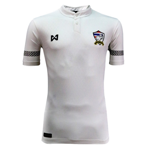 เสื้อฟุตบอลทีมชาติไทย 2017 Player Grade ชุดแข่งสำหรับหนักเตะ สีขาว