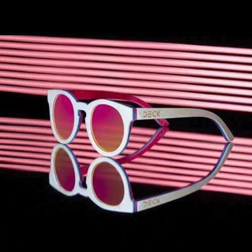 แว่น DECK รุ่น Owl Pink