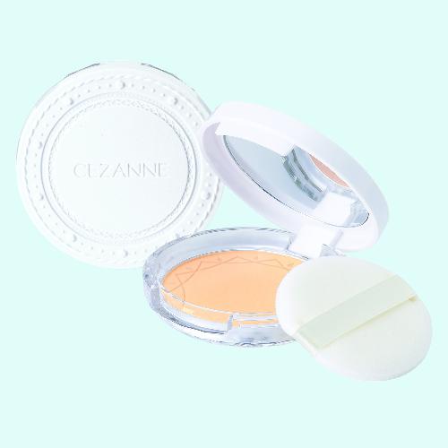 Cezanne UV Clear Face Powder