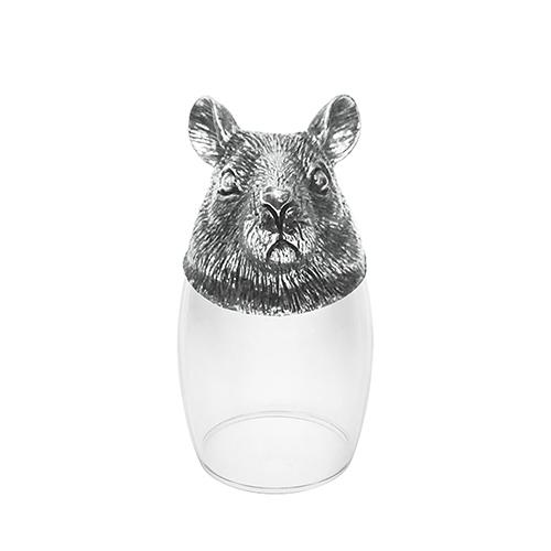 Shot Glass 12 Chinese Zodiac - Mouse