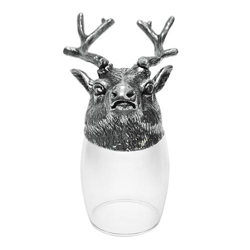 Shot Glass Deer