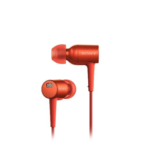 Sony MDR-EX750NA Red