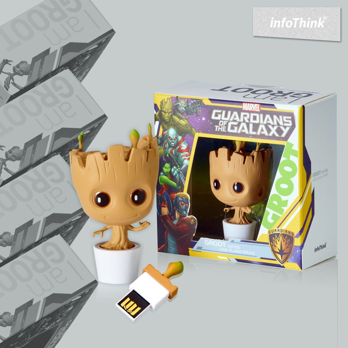 GROOT Series USB (8 GB)