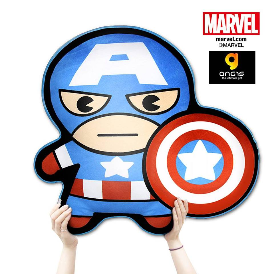 CAPTAIN AMERICA - Pillow