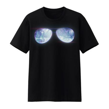 เสื้อยืดสีดำ   Glasses JDNA X-TREME CONCERT
