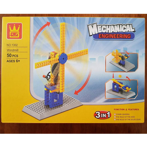 Mechanical Brick