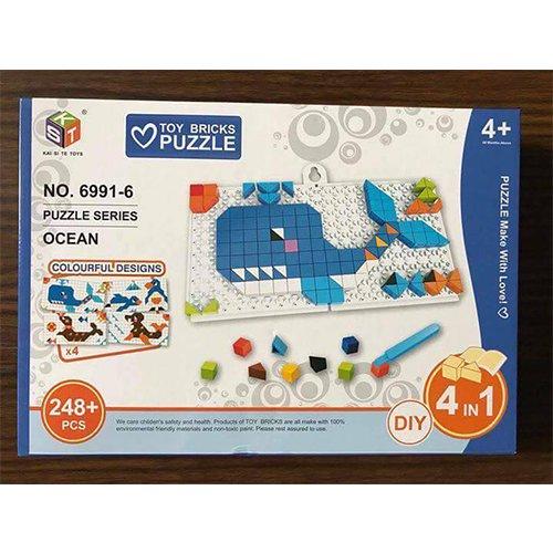 Puzzle  248  pcs