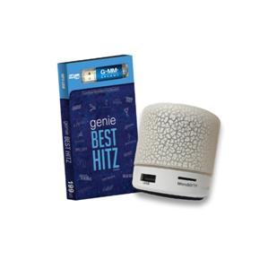 ลำโพง + USB MP3 Genie Best Hits