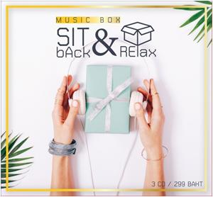 CD Music Box Sit back and Relax เพลงบรรเลง
