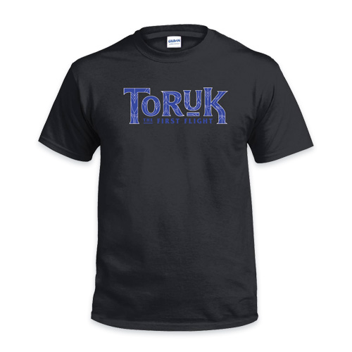 Toruk Blue graphic