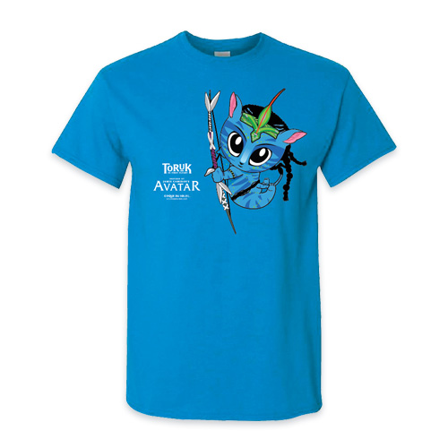 AVATAR Kids Tshirt BLUE