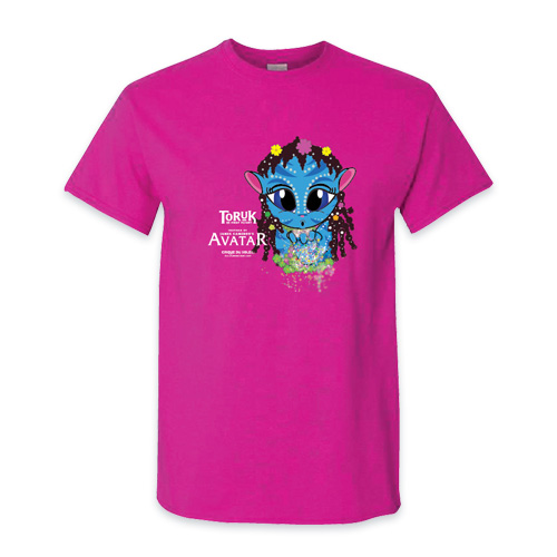 AVATAR Kids Tshirt PINK