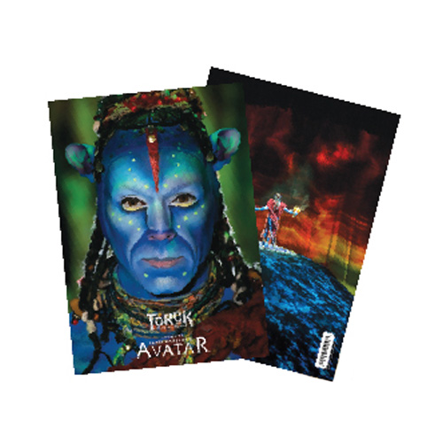 Pre-order CDS AVATAR PROGRAM BOOK
