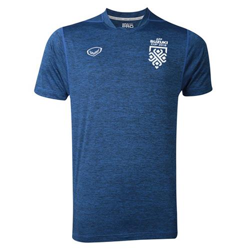 เสื้อ T-shirt AFF SUZUKI CUP 2018 สีน้ำเงิน