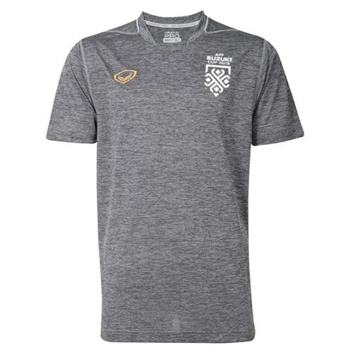 เสื้อ T-shirt AFF SUZUKI CUP 2018 สีเทา