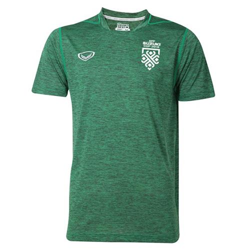 เสื้อ T-shirt AFF SUZUKI CUP 2018 สีเขียว 2XL / 3XL