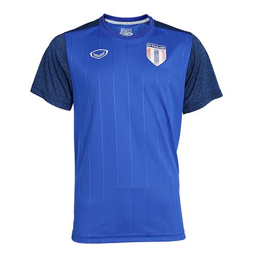 เสื้อคอกลม FC THAILAND สีน้ำเงิน