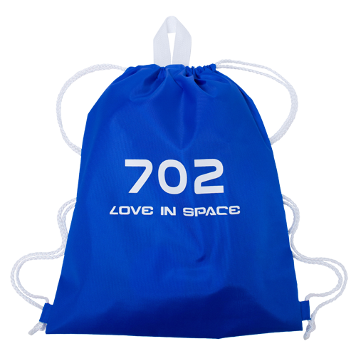 Gym sack : 702 Love IN SPACE
