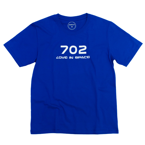 T-shirt : 702 IN SPACE_WHITE