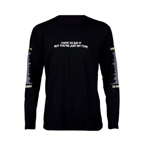 The Chainsmokers LONG SLEEVES
