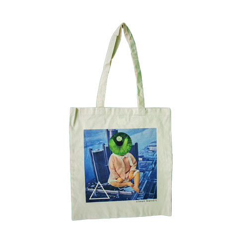 Clean Bandit Rockabye Natural Tote