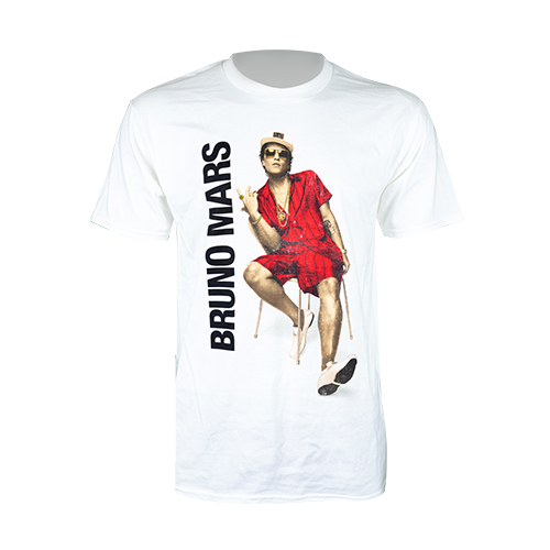 Bruno Mars CHAIR LADY