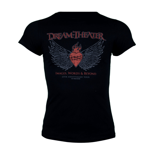 Dream Theater Ladie T-shirt
