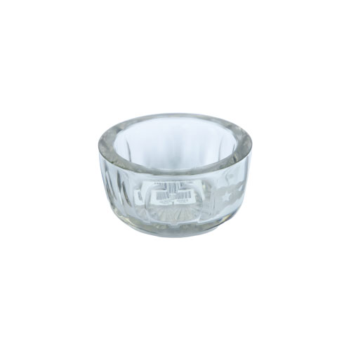 Salt cellar glass WSL artifact