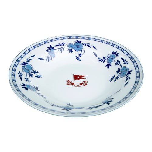 China 2nd class soup bowl