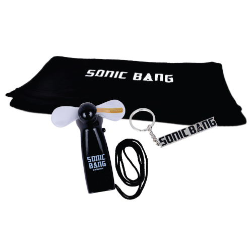 Sonic Bang Accessories