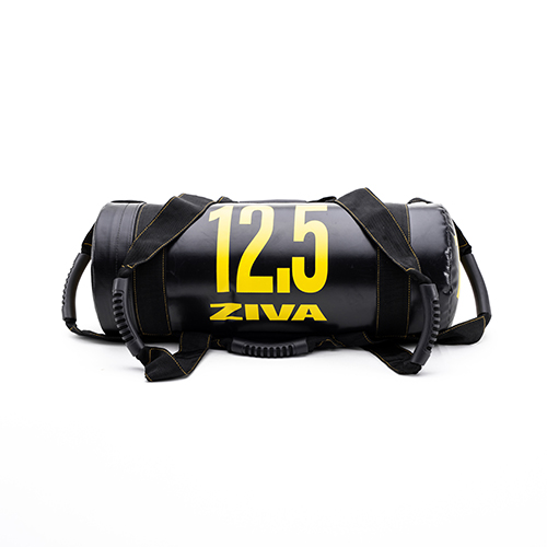 ZIVA Power Core Bag 12.5 kg (Black & yellow)