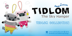 ตุ๊กตา Tidlom Collection