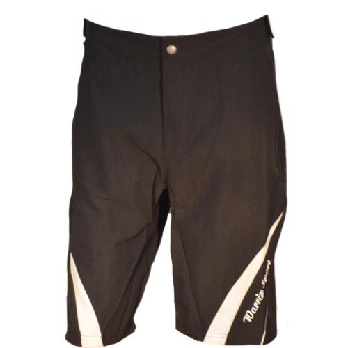 Men''s Sportswear Style 4 กางเกงปั่นจักรยานผู้ชาย แบบที่ 4 สีดำ