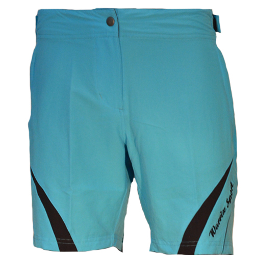 Women''s Sportswear Style 3 กางเกงปั่นจักรยานผู้หญิง แบบที่ 3 สีฟ้า