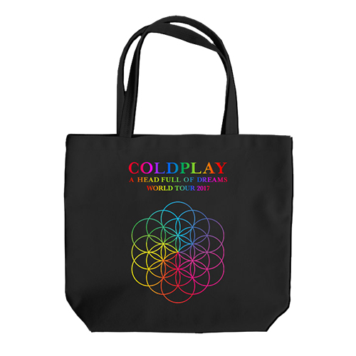 Coldplay TOTE BAG