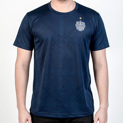 เสื้อ T-shirt Bodymap สีกรม