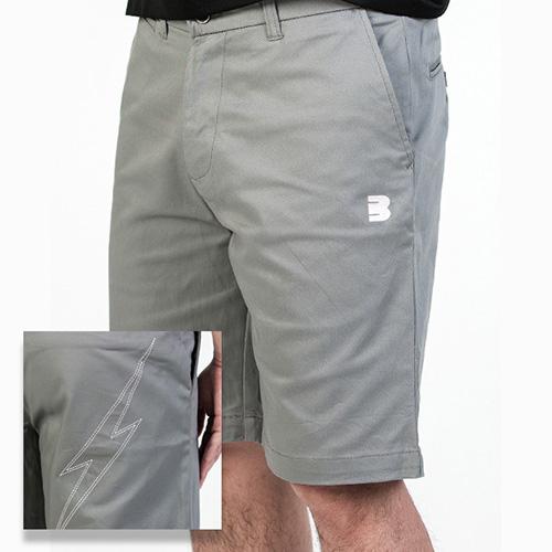 กางเกงชิโน Be Ballin' สีเทา