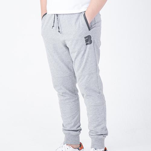 กางเกง ST ขายาว สีเทา