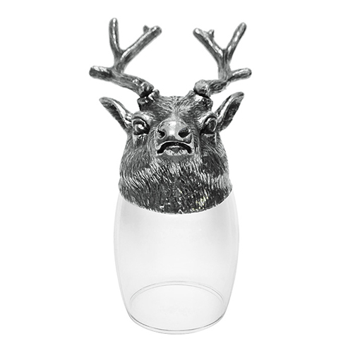 Shot Glass Deer