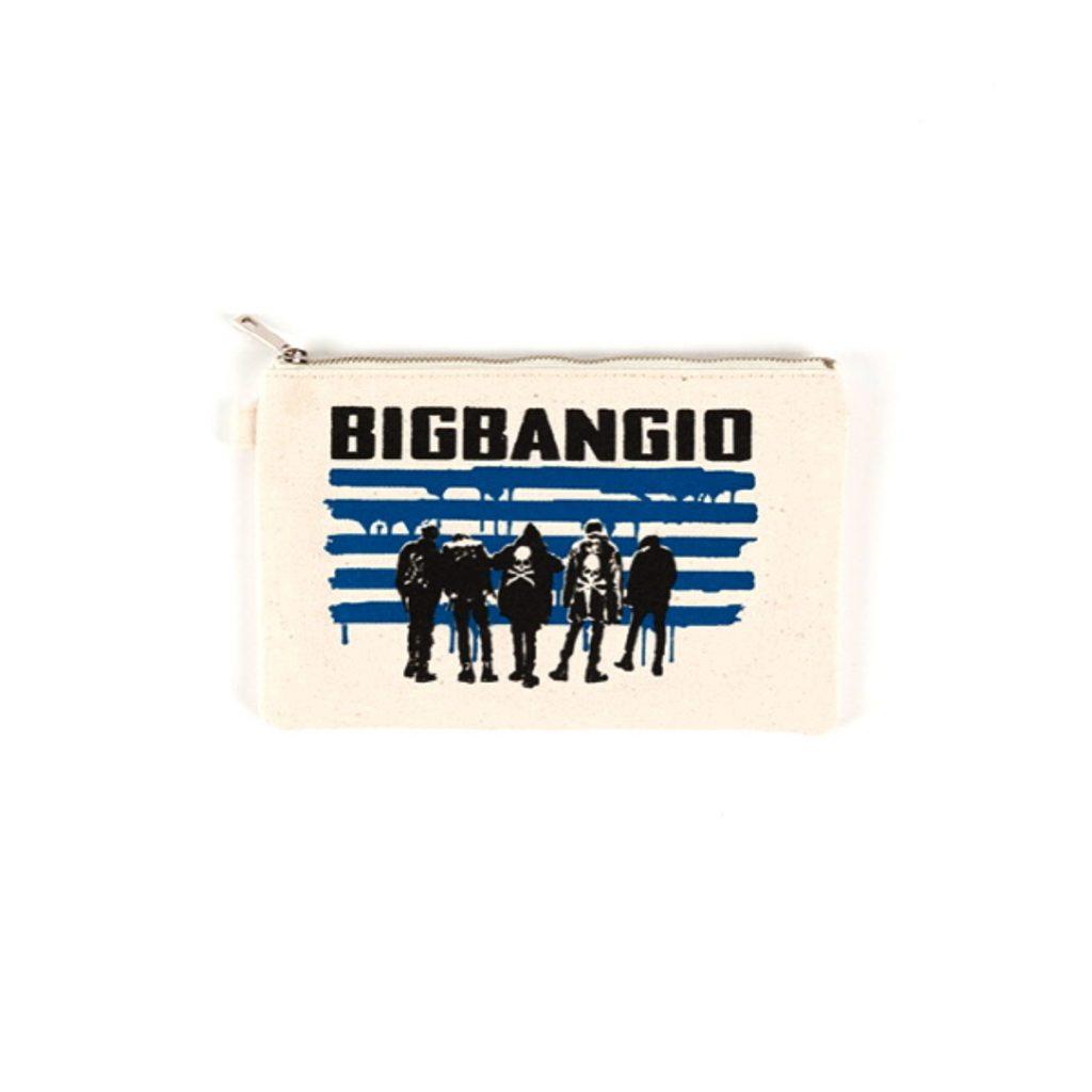 (PRE-ORDER)[10th] BIGBANG POUCH_MEDIUM