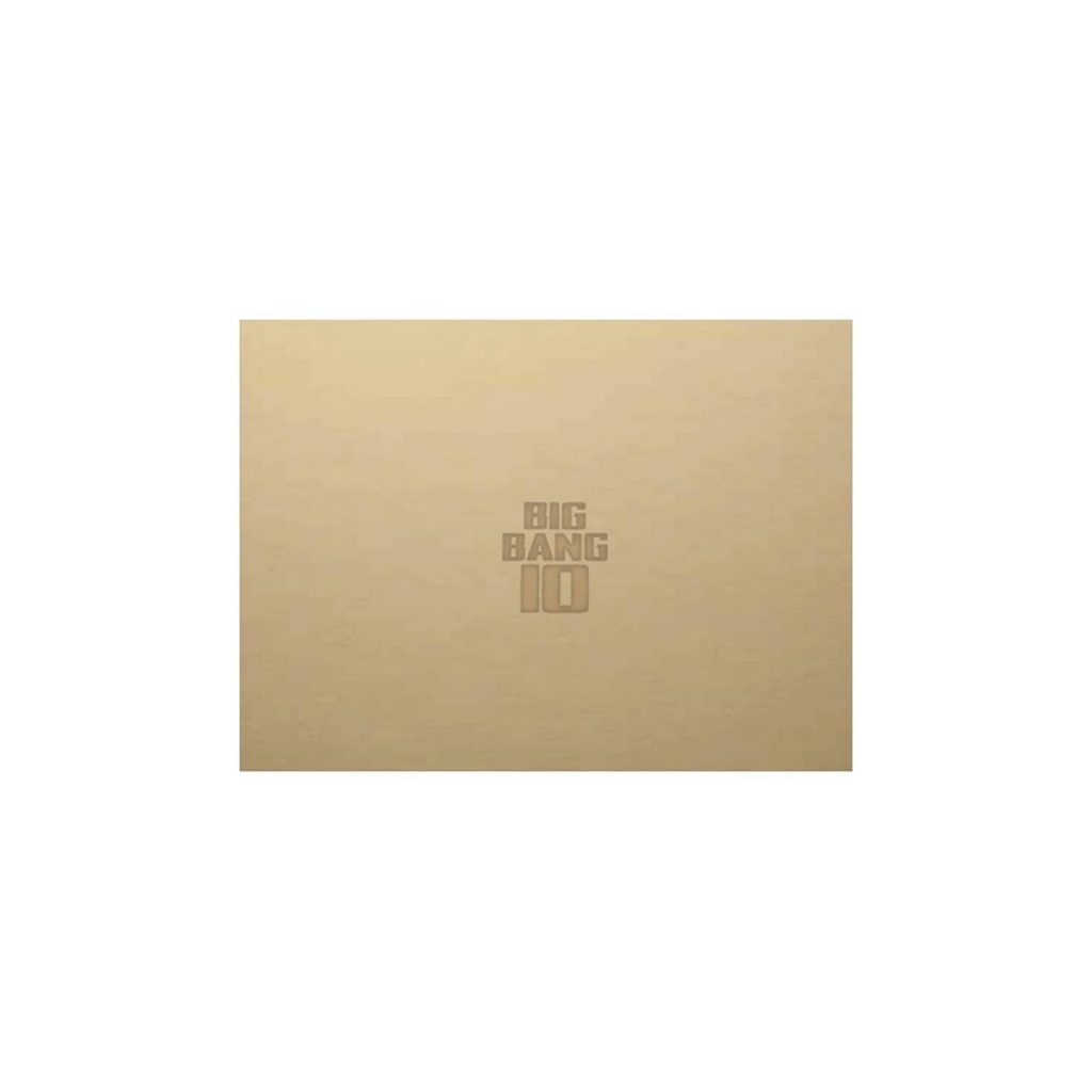 (PRE-ORDER)BIGBANG10 THE LIMITED EDITION