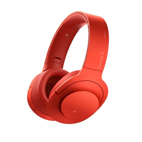 Sony MDR-100ABN Red