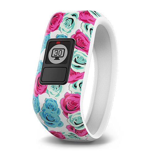 Garmin vivofit jr.Real Flower
